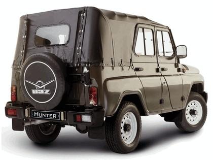 2003 UAZ 315195 Hunter 23