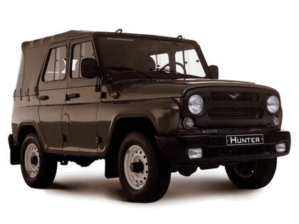 2003 UAZ 315195 Hunter 25