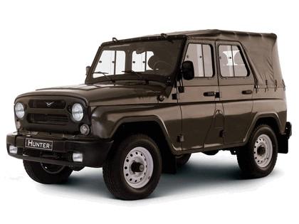 2003 UAZ 315195 Hunter 26