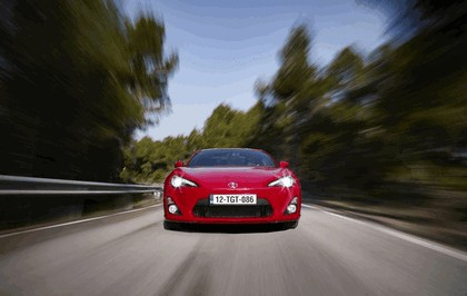 2012 Toyota GT 86 1st edition 2
