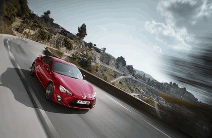 2012 Toyota GT 86 1st edition 3