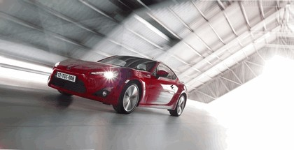 2012 Toyota GT 86 1st edition 4