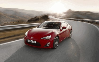 2012 Toyota GT 86 1st edition 5