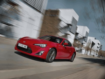 2012 Toyota GT 86 1st edition 6