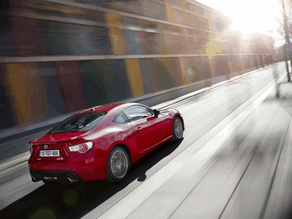 2012 Toyota GT 86 1st edition 8