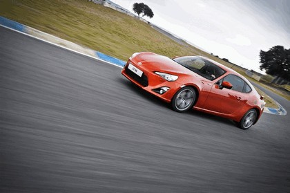2012 Toyota GT 86 1st edition 12