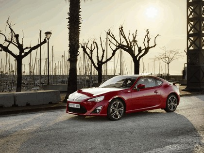 2012 Toyota GT 86 1st edition 19