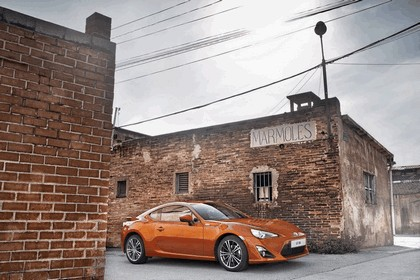 2012 Toyota GT 86 1st edition 56