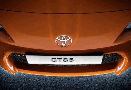 2012 Toyota GT 86 1st edition 61