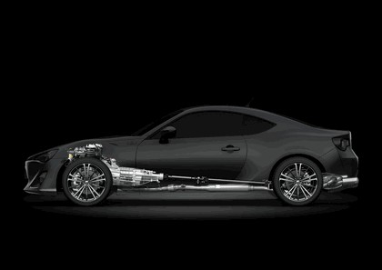 2012 Toyota GT 86 1st edition 89