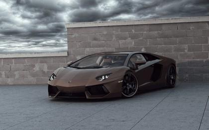 2012 Lamborghini Aventador LP700-4 Rabbioso by Wheelsandmore 3