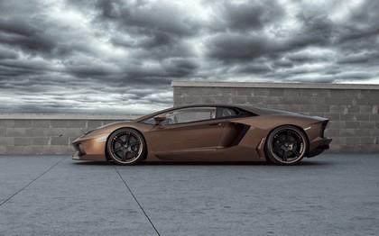 2012 Lamborghini Aventador LP700-4 Rabbioso by Wheelsandmore 5