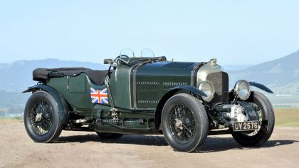 1926 Bentley 4.5 Blower 6