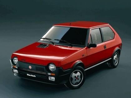 1981 Fiat Ritmo 125TC Abarth 1