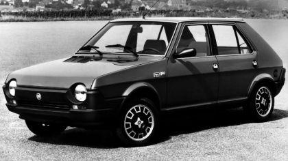 1982 Fiat Ritmo S85 Supermatic 1