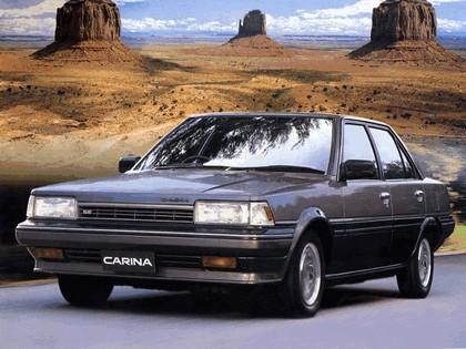 1984 Toyota Carina ( T150 ) - Japanese version 1