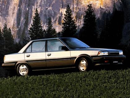1984 Toyota Carina ( T150 ) - Japanese version 4