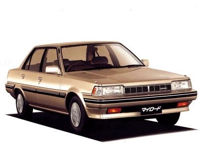 1984 Toyota Carina ( T150 ) - Japanese version 6