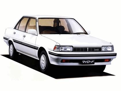 1984 Toyota Carina ( T150 ) - Japanese version 13