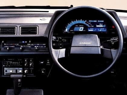 1984 Toyota Carina ( T150 ) - Japanese version 16