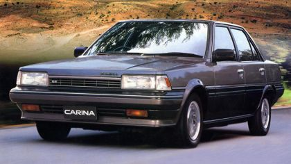 1984 Toyota Carina ( T150 ) - Japanese version 1