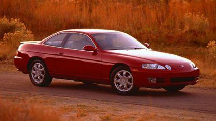 1992 Lexus SC 400 3