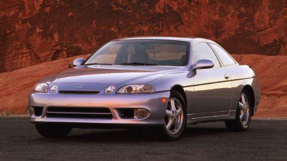 1998 Lexus SC 300 4