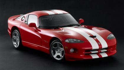 2002 Dodge Viper GTS Final Edition 7