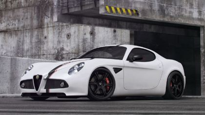 2012 Alfa Romeo 8C Competizione by Wheelsandmore 1
