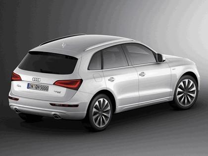 2012 Audi Q5 hybrid 5