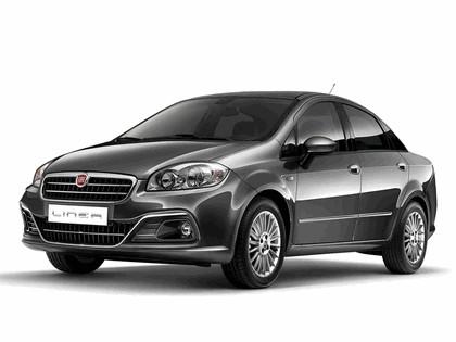 2012 Fiat Linea 4