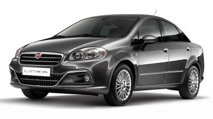 2012 Fiat Linea 9