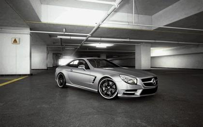2012 Mercedes-Benz SL500 ( R231 ) by Wheelsandmore 1