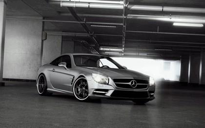2012 Mercedes-Benz SL500 ( R231 ) by Wheelsandmore 3