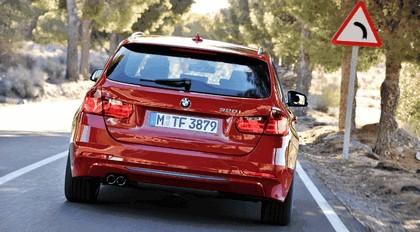 2012 BMW 328i ( F31 ) touring Sport 12