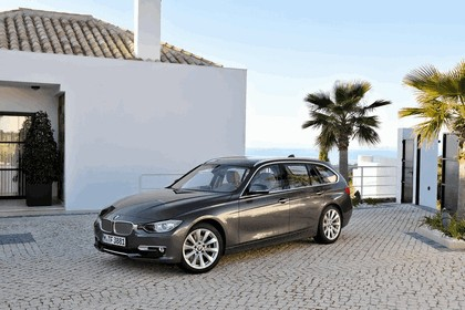 2012 BMW 330d ( F31 ) touring 1