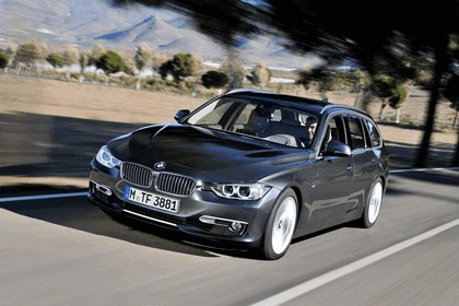 2012 BMW 330d ( F31 ) touring 6