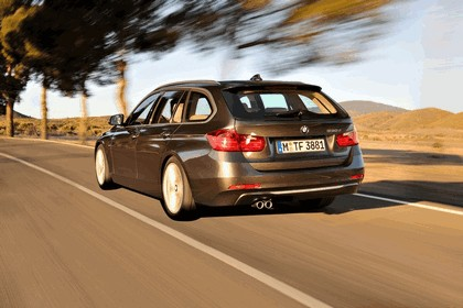 2012 BMW 330d ( F31 ) touring 9