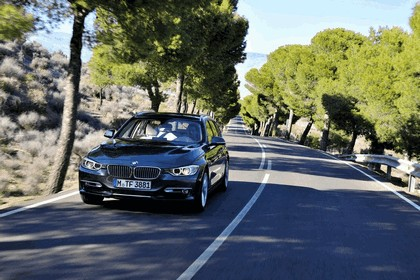 2012 BMW 330d ( F31 ) touring 12