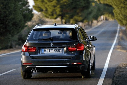 2012 BMW 330d ( F31 ) touring 18