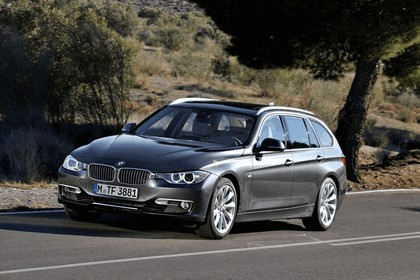 2012 BMW 330d ( F31 ) touring 19