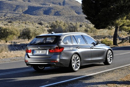 2012 BMW 330d ( F31 ) touring 20