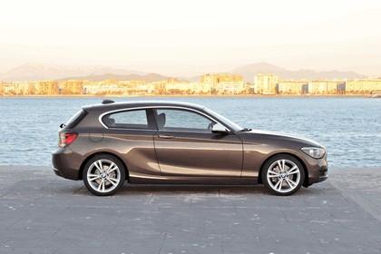 2012 BMW 125d ( F20 ) 3-door 2