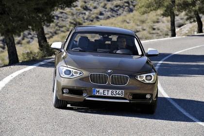 2012 BMW 125d ( F20 ) 3-door 11