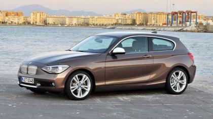 2012 BMW 125d ( F20 ) 3-door 5