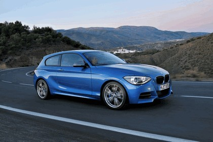2012 BMW M135i ( F20 ) 3-door 15
