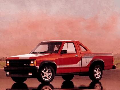 1989 Dodge Dakota by Shelby 1