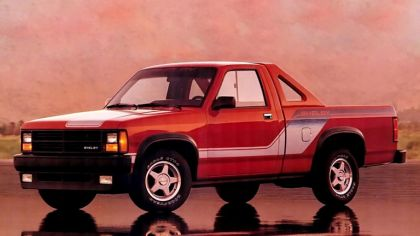 1989 Dodge Dakota by Shelby 7