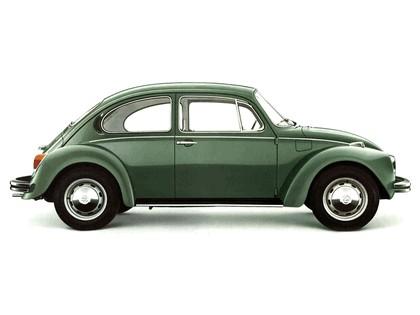 1972 Volkswagen Beetle 2