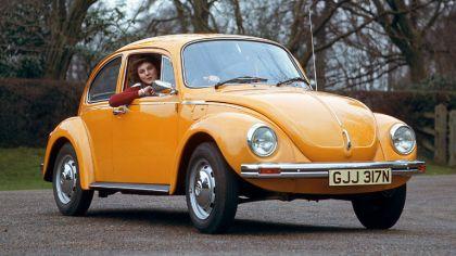 1972 Volkswagen Beetle 7